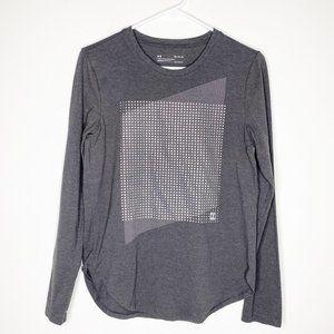 Under Armour Heatgear Long Sleeve Graphic T-Shirt
